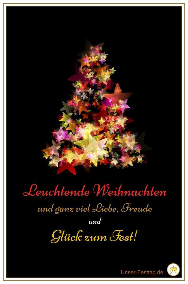 Frohe Weihnachten Familie.Kunterbuntes Leuchtendes Whatsapp Bild Zu Weihnachten Für Dich Und