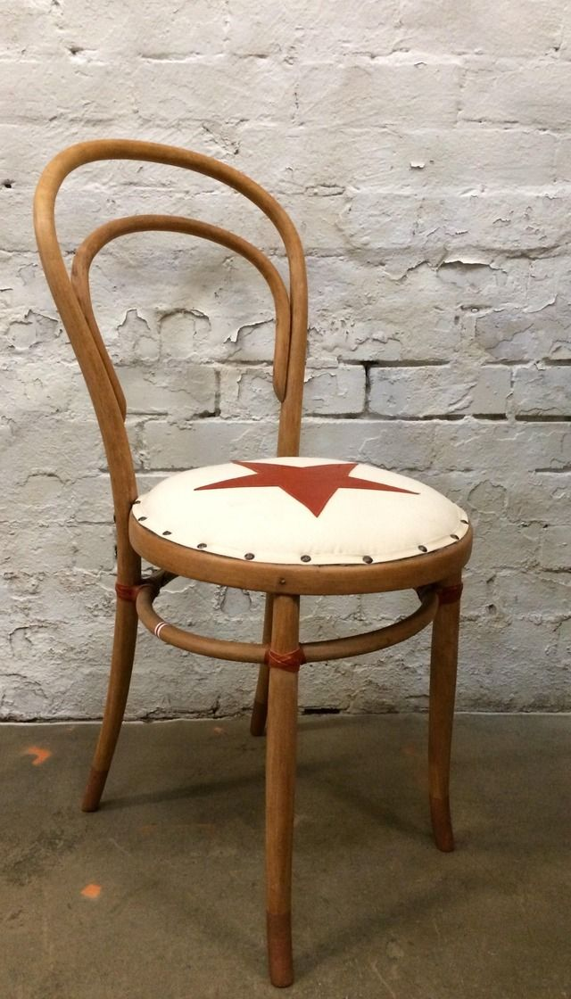 Restored bentwood chair by LittleRedIndustries & Vintage Dining Chairs by Natasha Dickins - Chair Dining Chair Mid ...