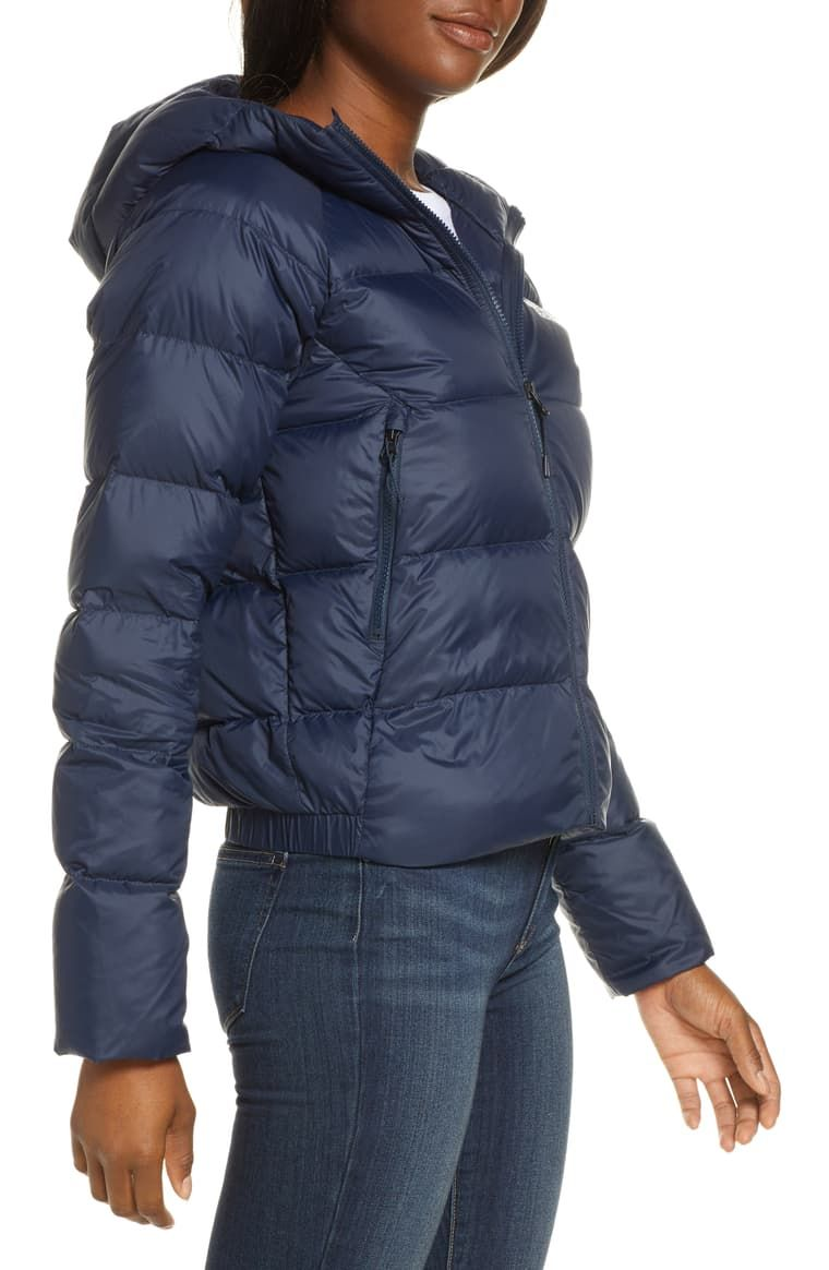The North Face Hyalite 550 Fill Power Down Jacket Nordstrom Down Jacket Jackets The North Face [ 1164 x 760 Pixel ]