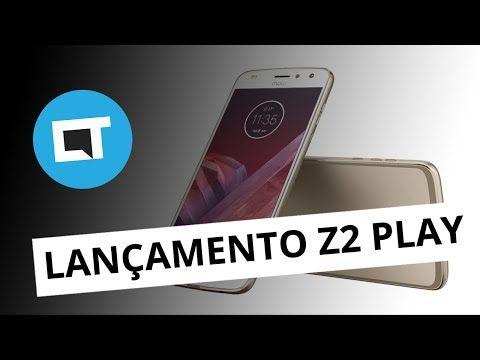 Moto Z2 Play - Saiba tudo sobre o lançamento - YouTube