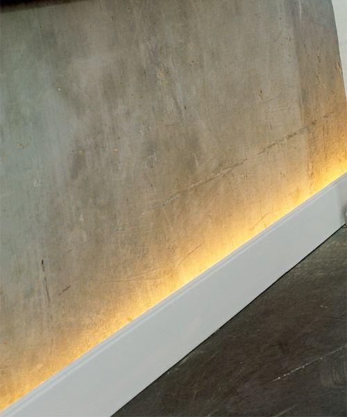Houston Art Deco Casing Baseboard Stairway Lighting Strip Lighting Led Light Design