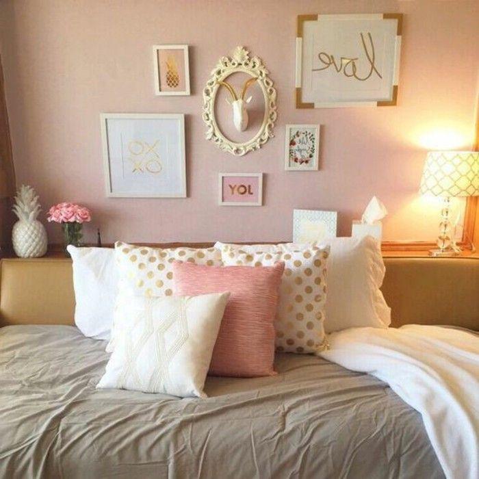 Quelle couleur pour une chambre à coucher? Bedrooms - couleur chambre de nuit