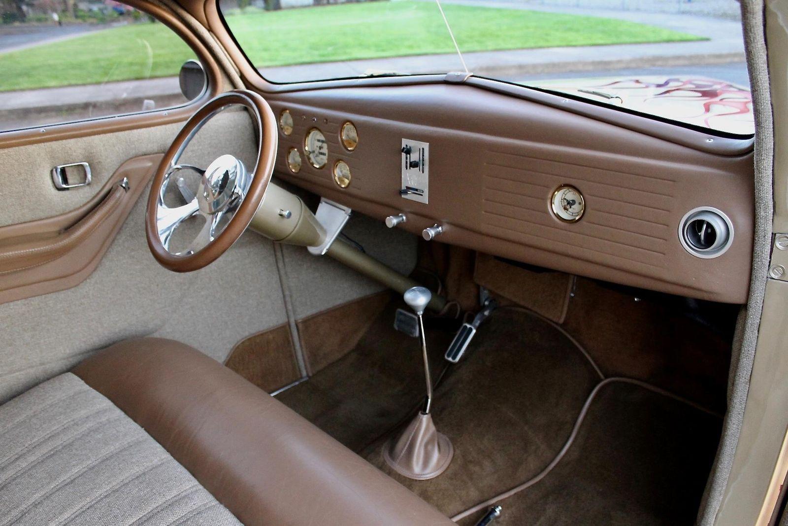 1937 Ford Sedan Delivery | trucks | Turbo 350 transmission