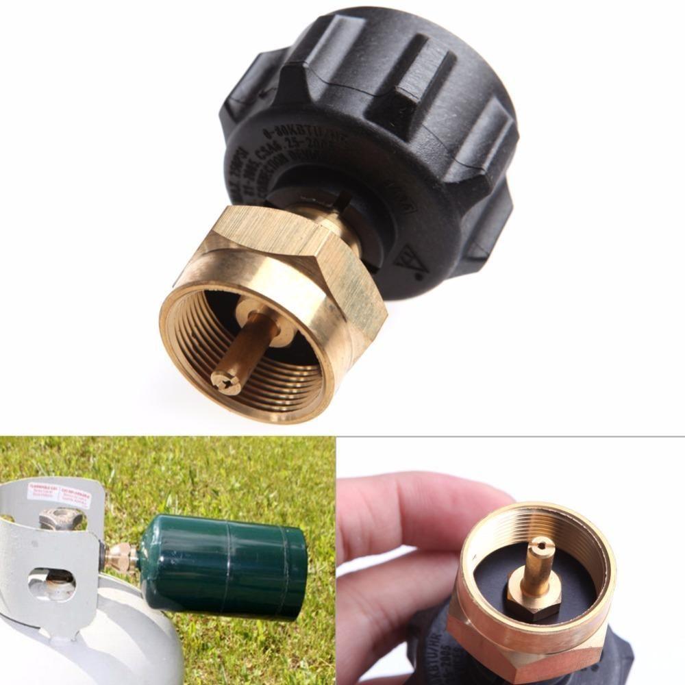 1 Lb Gas Propane Qcc1 Regulator Valve Propane Refill