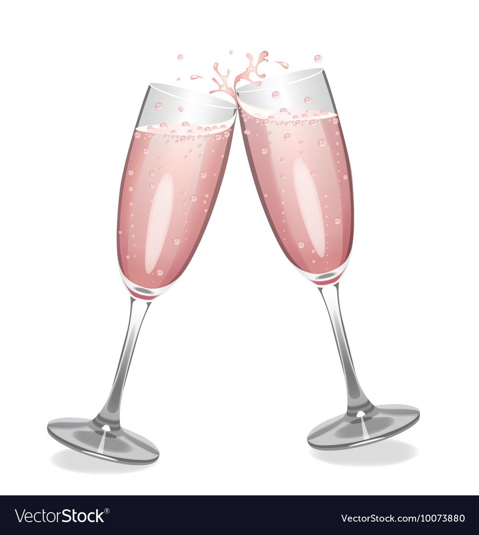 Pink Champagne Royalty Free Vector Image Vectorstock Aff Royalty Champagne Pink Free Ad Chanel Wall Art Art Deco Cards Wine Glass Drawing