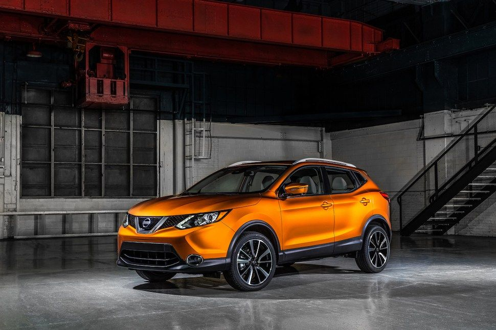 2017 Nissan Rogue Sport Debuts and Coming to North America