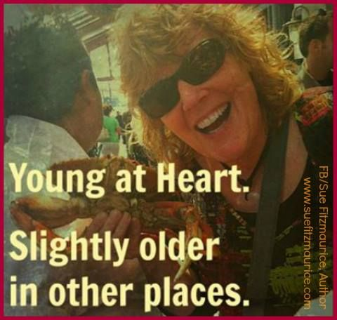 ღ Sue Fitzmaurice Author ღ Great Quotes