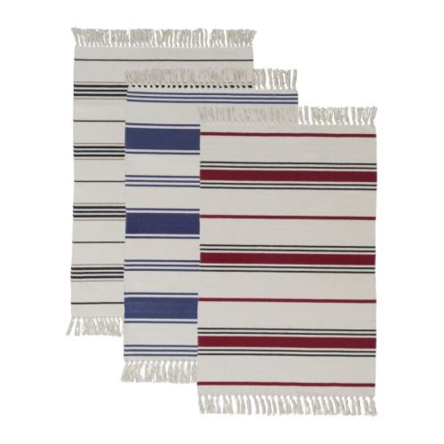 Ikea Striped Rug Runner: IKEA Think Twice About Purchasing