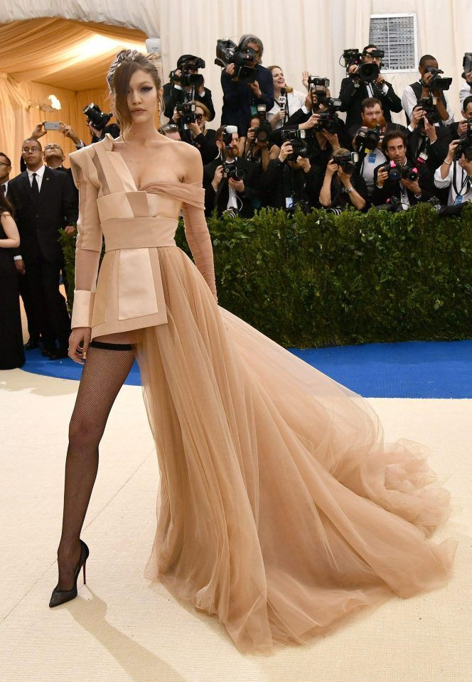 Met Gala 2017  This year s best dressed celebs on the red carpet ... 6813be0503