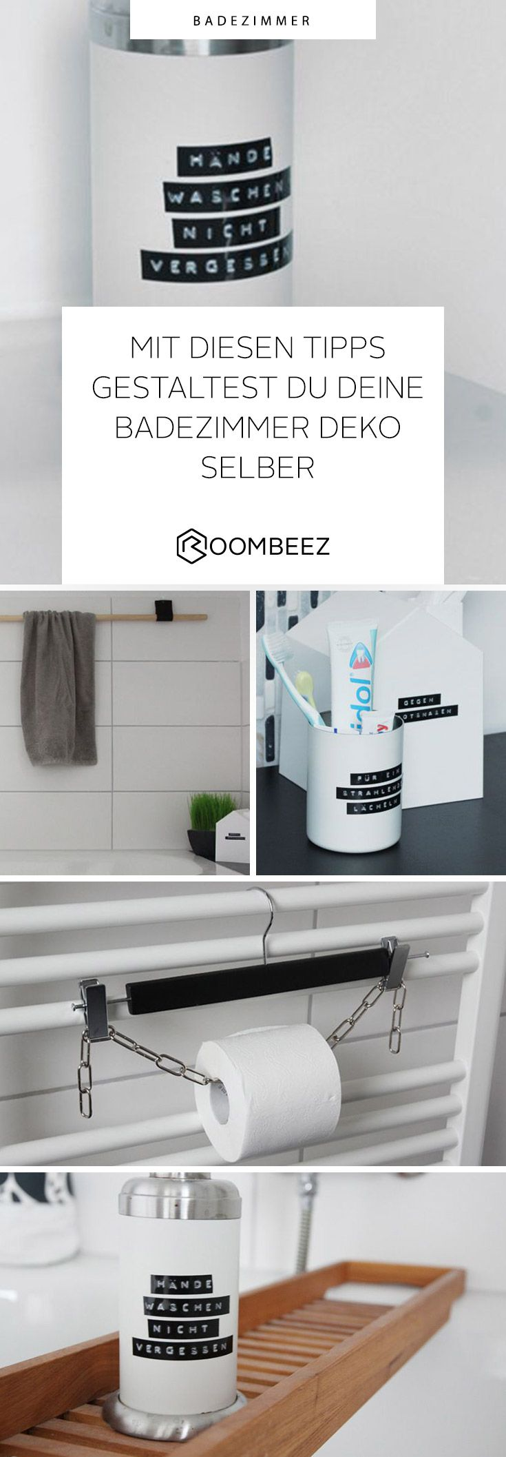 Badezimmer Deko Schone Ideen Fur Dein Bad Mit Bildern