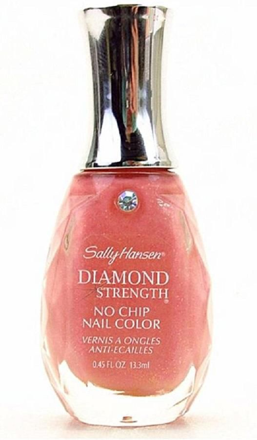 Sally Hansen Diamond Strength No Chip Nail Color Nail Polish - It\'s ...