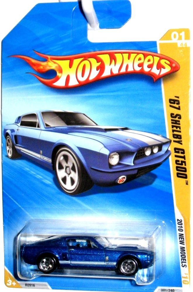 1967 Shelby Gt 500 Hot Wheels 2010 New Models 01 44 Nightmist Blue Metallic Hotwheels Shelby Mattel Hot Wheels Hot Wheels Shelby Mustang Gt500