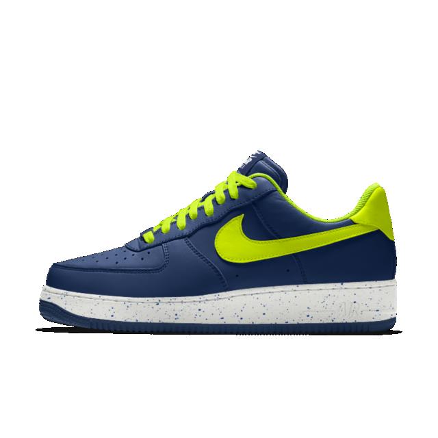 newest 57b2b b07ff Nike Air Force 1 Low Essential iD Herrenschuh