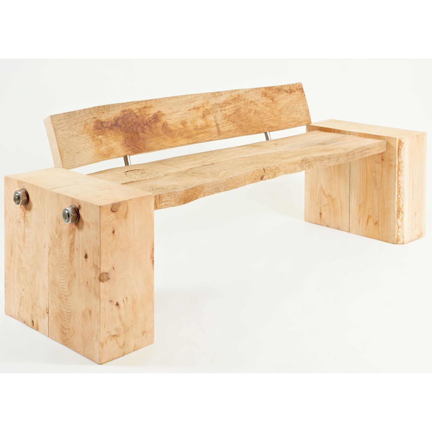 Fat Leaf Century Bench with Back – Next Day Delivery Fat Leaf Century Bench with Back from WorldStores: Everything For The Home