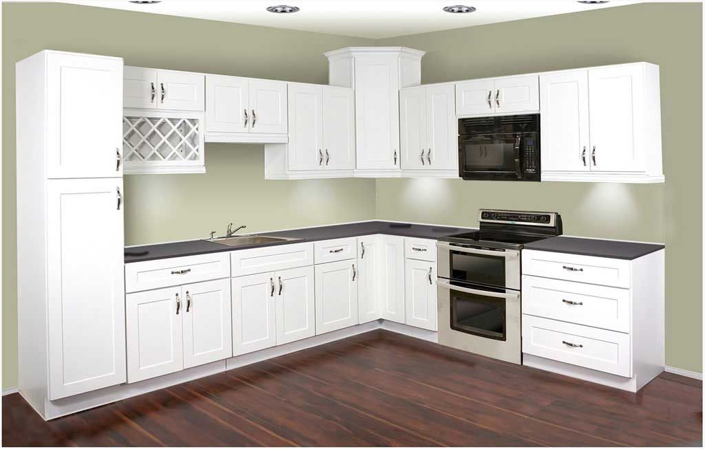 Simple Look Of Modern Kitchen Cabinet Doors With Modern Laminate