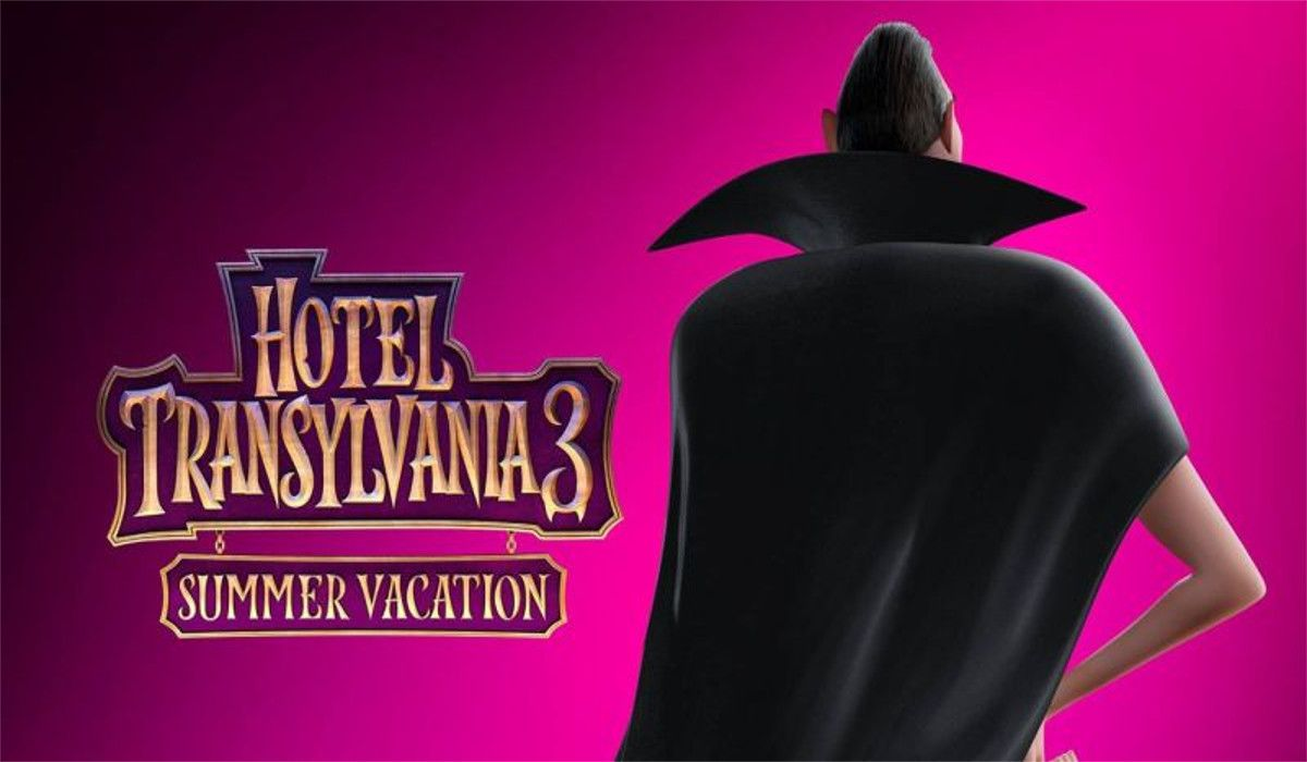Hotel Transylvania 3: Summer Vacation – Trailer In Cinemas: July