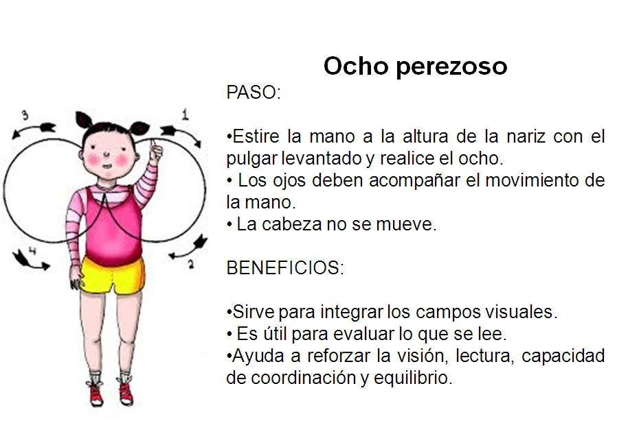 ejercicios de activacion cerebral para niños