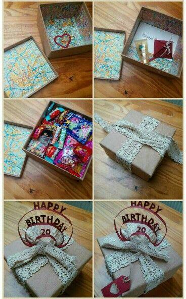 Birthday Present 20th Boyfriend Travel Cologne