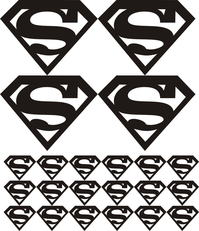 70 Superman Supermen Decal Sticker Mac Apple Macbook Laptop Notebook Toy Children Car Glass Wall Big Hero Vinyl Sticker Vinyl Sticker Auto Glass Macbook Laptop [ 1500 x 1291 Pixel ]