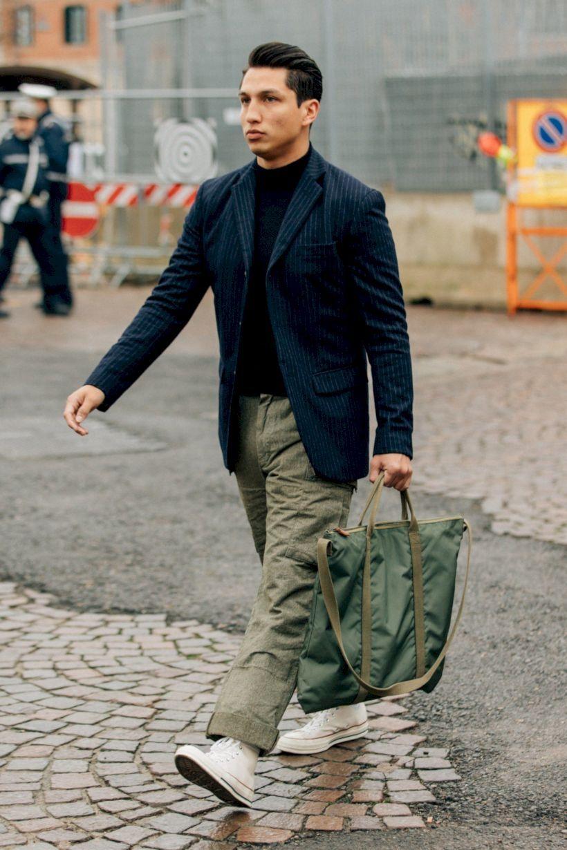 Street men European fashion pictures