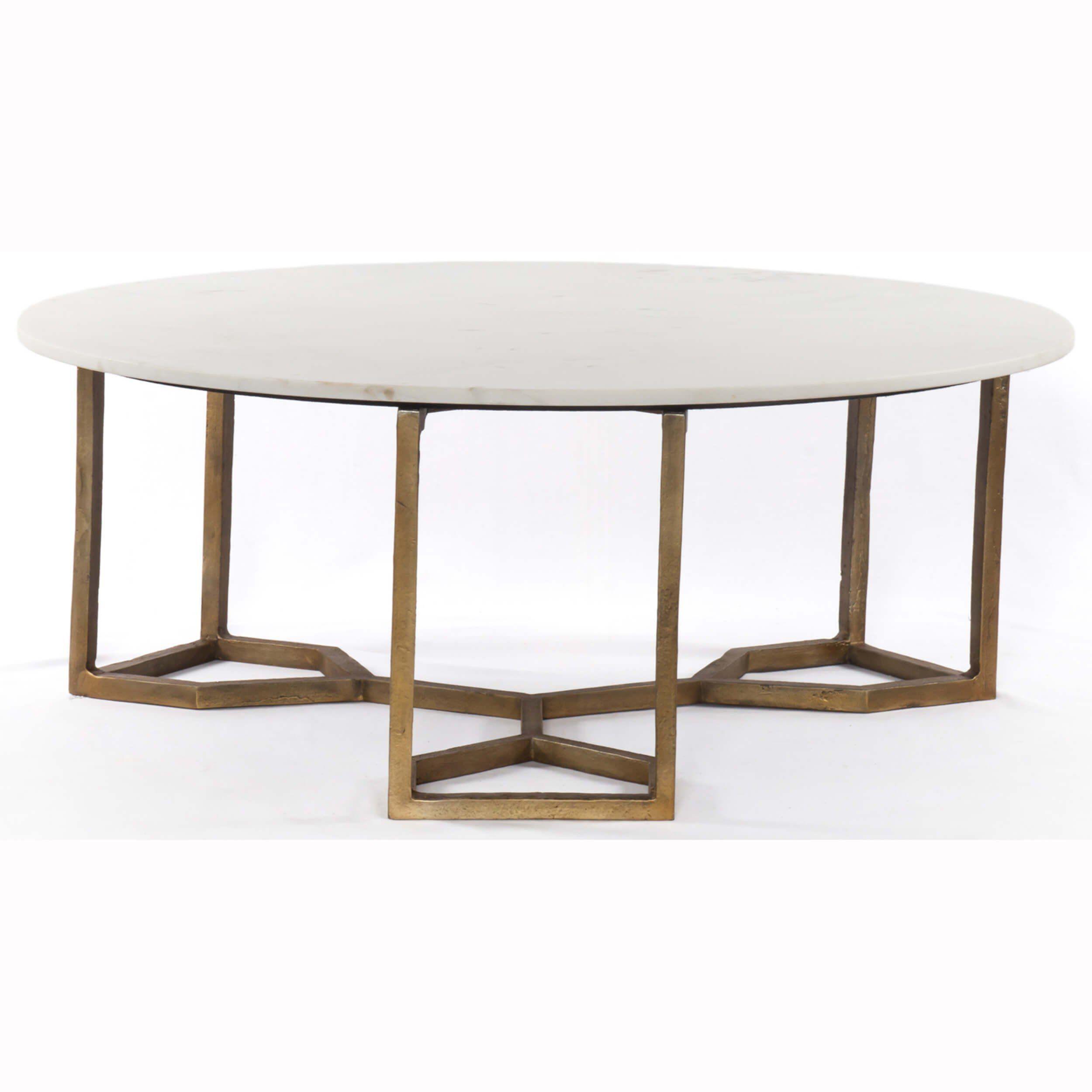 Naomi Coffee Table White Marble Kerstin Idee [ 2500 x 2500 Pixel ]