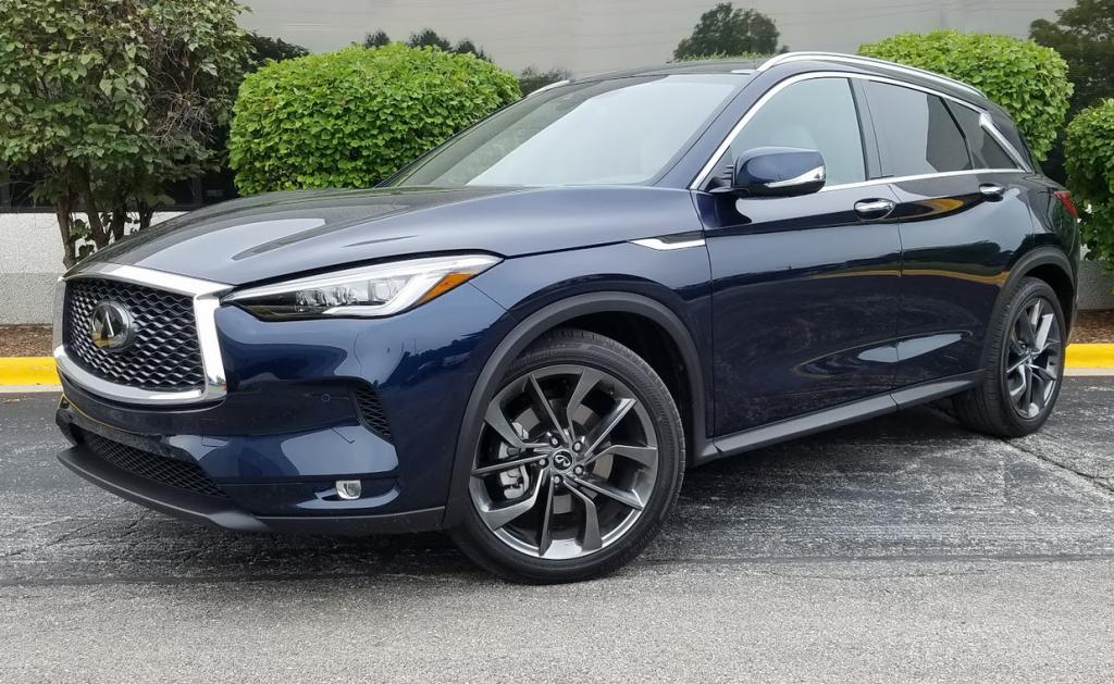 2020 Infiniti Qx50 Blue Infiniti Fuel Economy Blue