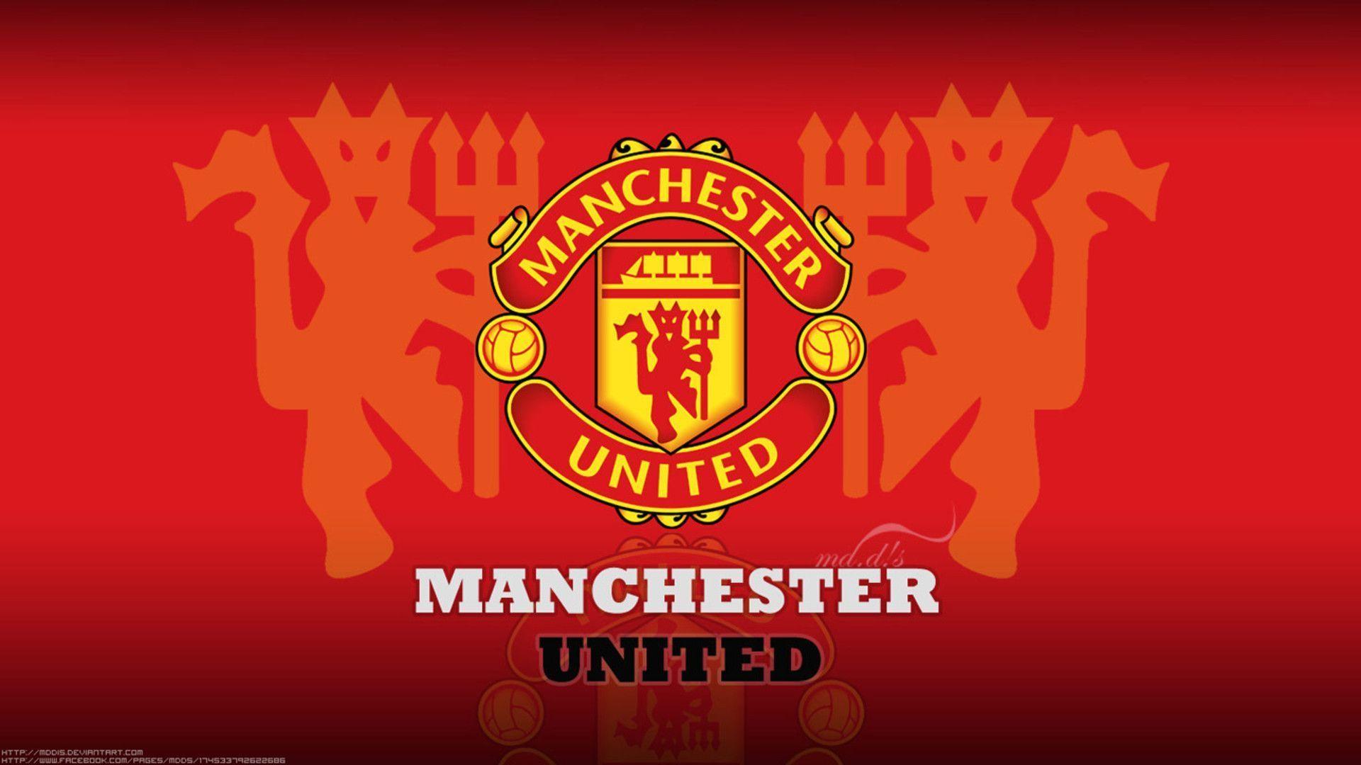 Manchester United Manchester United Logo Manchester United Wallpaper Manchester United Images