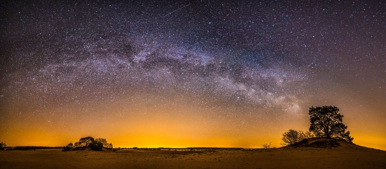 Sinis MilkyWay by Luka180 S. / 500px