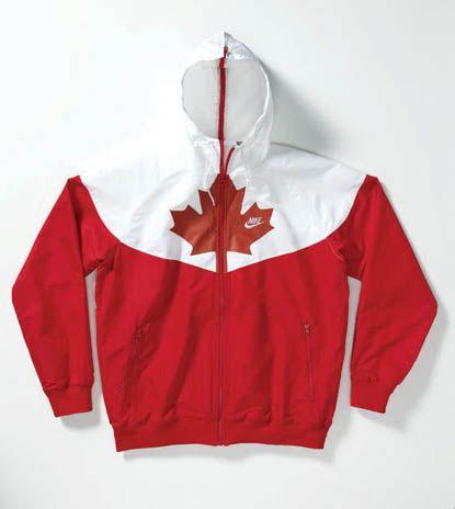 Nike Canada Olympic Jacket | Team Canada | Pinterest | Canada, UX ...