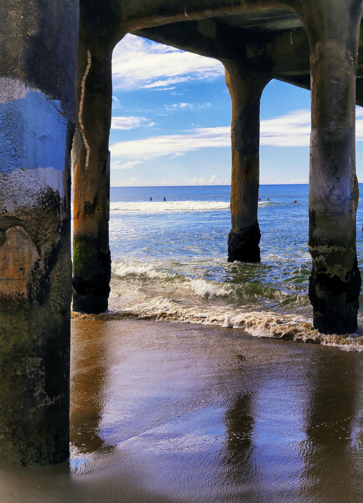 The Pier Usunder by Mike Hope by Mike  Hope on 500px