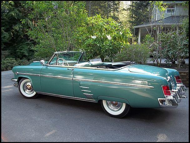 1954 Mercury Monterey Convertible   S188   Seattle 2014   Mecum Auctions