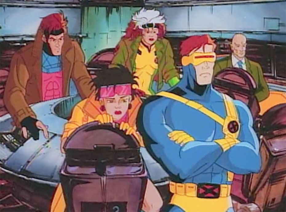 This X Men Cartoon Is Better Than The Movies Here S Where To Watch X Men Cartoon 1990 Cartoons