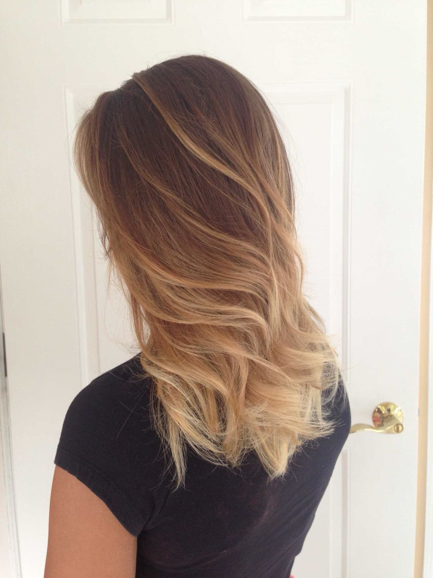 #balayage #ombre #hairpainting   frisuren