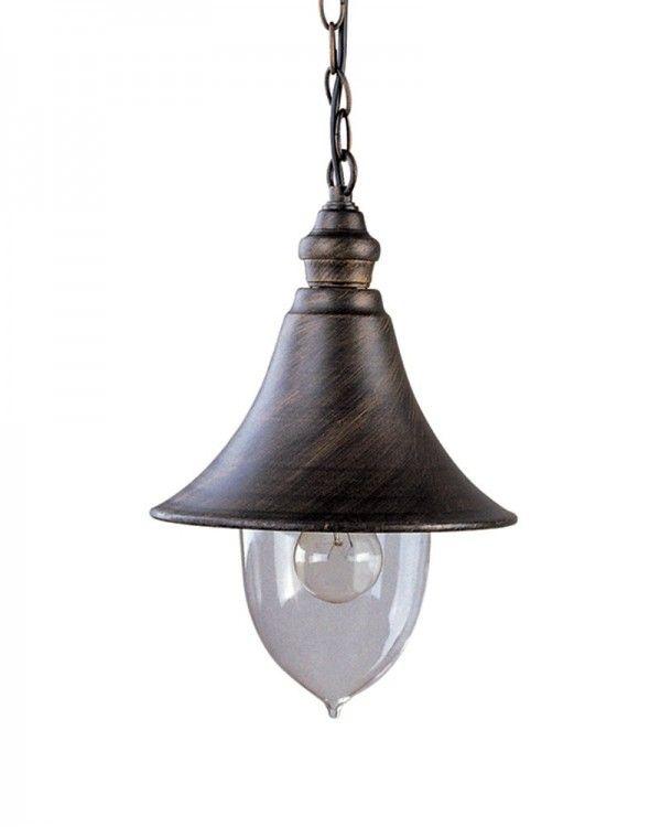 Industrial Style Trumpet Shape Pendant Light Modern Crystal Chandelier Wooden Chandelier Shape Pendant Light