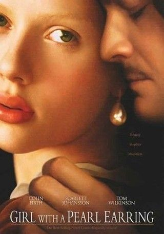Colin Firth and Scarlett Johansson in Girl with a Pearl Earring- One of my favourites