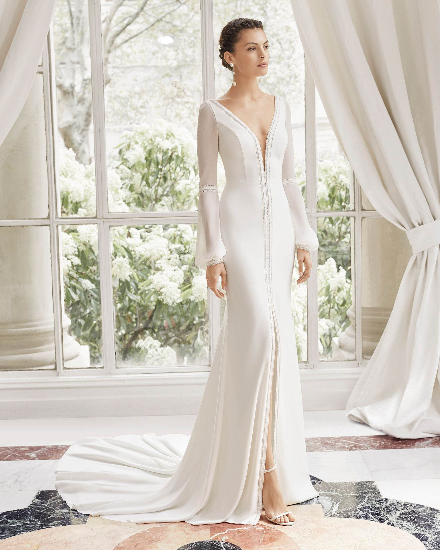 Bridal 2019. ROSA CLARA COUTURE Collection In