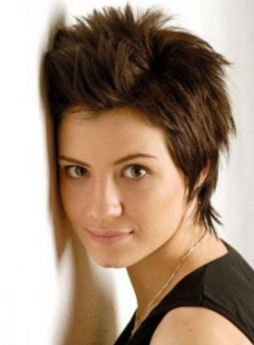 Pleasing 10 Best Images About Hair Styles For Short Hair On Pinterest Red Short Hairstyles Gunalazisus