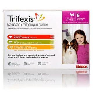 All Vet Med Trifexis Heartworm Fleas Pet Meds