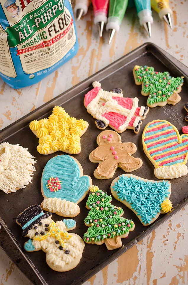 50 Festive Christmas Cookies Cookies Best Christmas Cookies