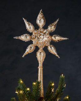 H6WQM  Star Christmas Tree Topper