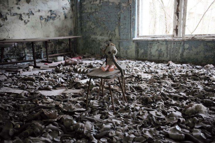 Chernobyl-muñeca