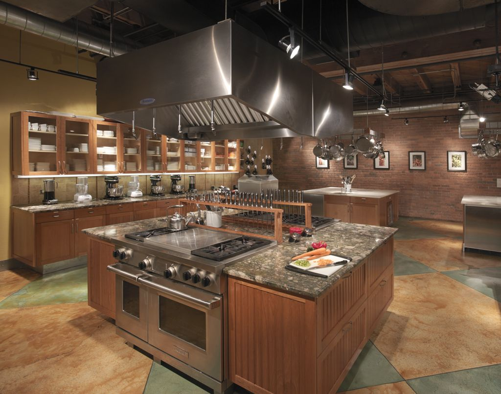 Inside luxury kitchens - Huge Kitchen All Time Favorite Is The Complete Island Piece Which Is My Main