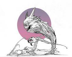 ArtStation - Demonic Pokemon Season 2, Stephen Oakley