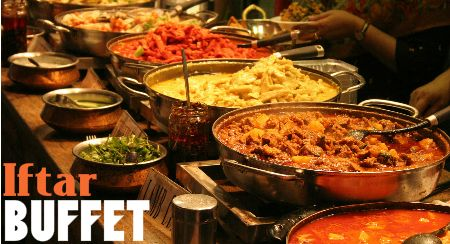 Enjoy A Wholesome Meal Via A Sumptuous Iftar Buffet At The