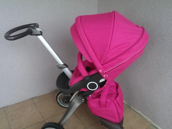 Hot Pink For Stokke Possible For Xplory V1 V2 V3 V4 And Cruzi Rund Ums Haus