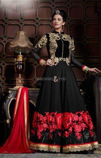 New Anarkali Frocks Design For Ladies Online Shopping | elegance ...