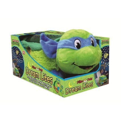 Amazon Com Dream Lites Teenage Mutant Ninja Turtles Leonardo