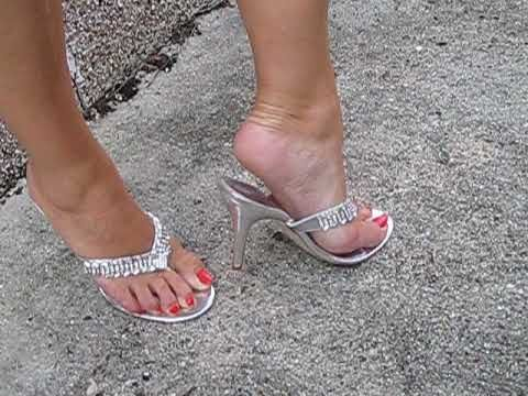 porn feet sexy matures in sandals