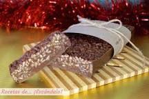 Turrón de Chocolate Crujiente – Javi Recetas