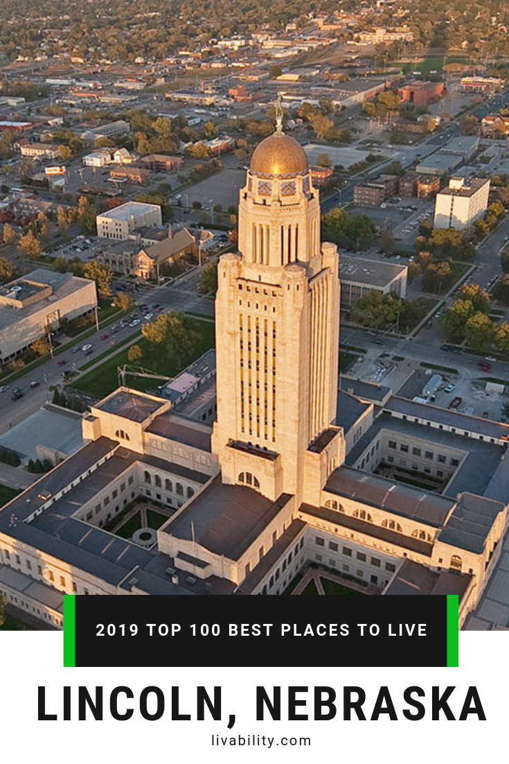 9 Lincoln Nebraska Lincoln Is The State Capital Of Nebraska And The Home Of The University Of Nebraska So There S Alw Best Places To Live Places City Pages